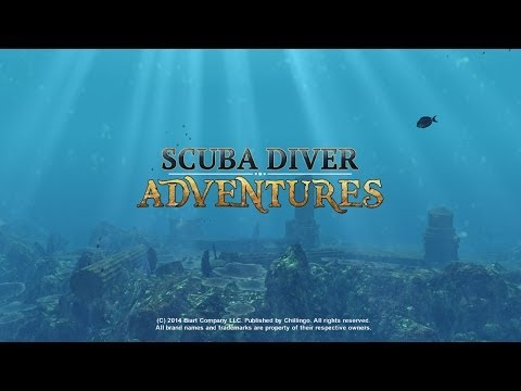 Scuba Diver Adventures: Beyond The Depths - Universal - HD Gameplay Trailer