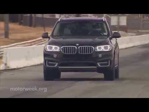 MotorWeek Road Test 2014 BMW X5