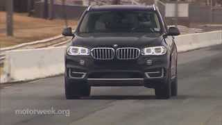 MotorWeek | Road Test: 2014 BMW X5