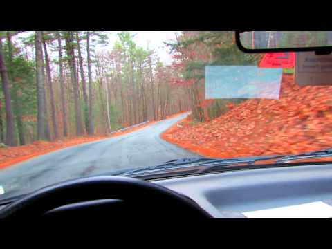 Take An ASMR Drive Through The Back Roads Of New Hampshire