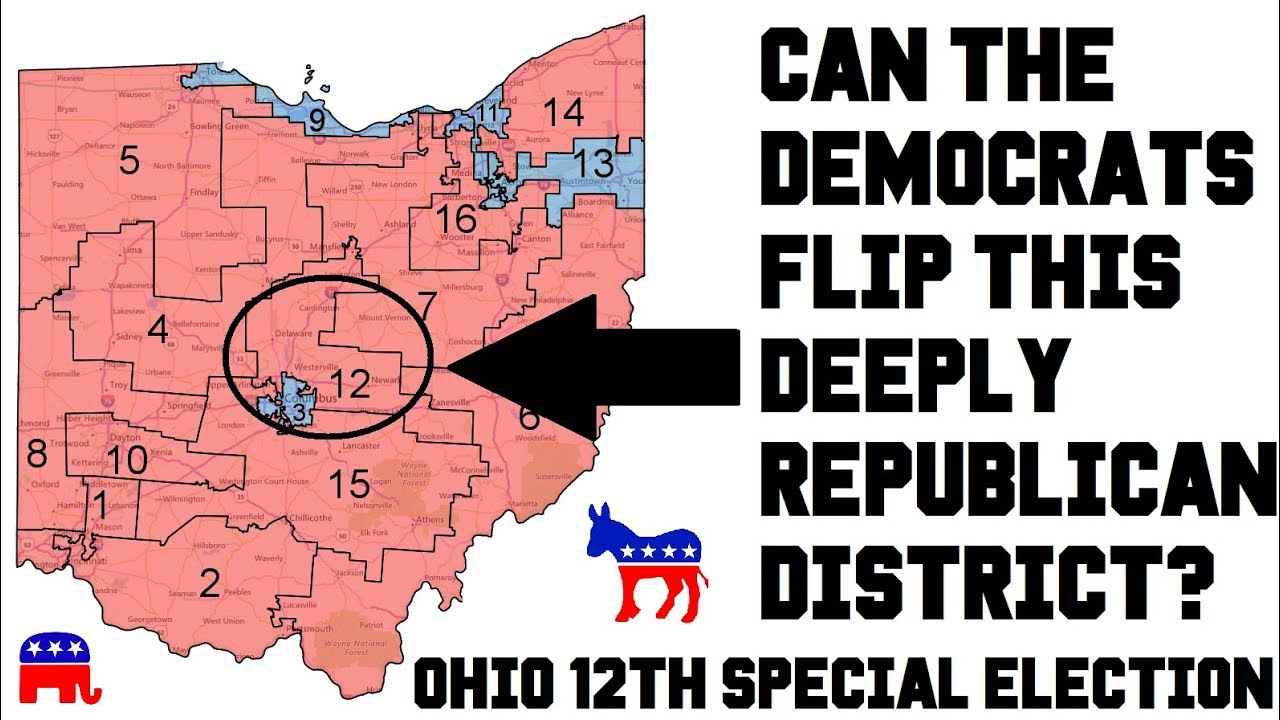 Image result for ohio's 12th district