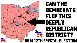 Ohio 12th District Special Election Prediction - Troy Balderson vs. Danny O'Connor #OH12 #Ohio12
