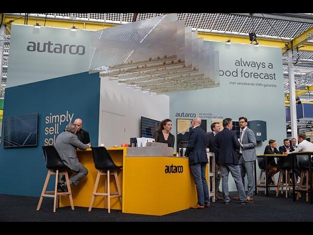 Autarco at Solar Solutions 2019 (recap video)