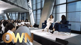 Michelle Obama Discusses the Challenges of Being Married to Barack Obama | Oprah's Book Club | OWN
