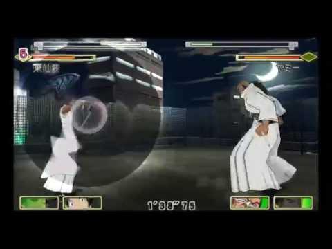 Bleach: Heat the Soul 4 - PSP Gameplay