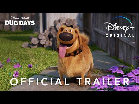 Dug Days | Official Trailer | Disney+