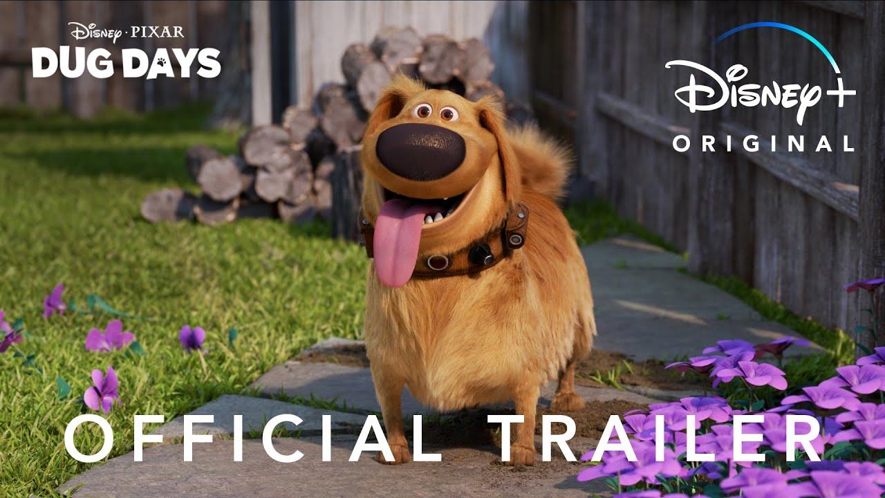 Dug Days   Official Trailer   Disney+
