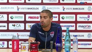 Mister Pedro Ribeiro em antevisão