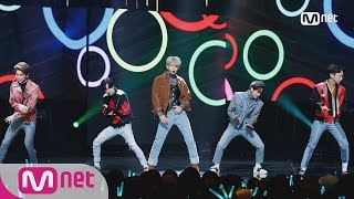 Watch Kpop boy group SHINee performing their song '1 of 1' at M COU...