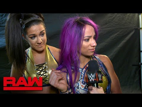 Sasha Banks vows to reclaim the Raw Women's Championship: Raw Exclusive, Jan. 21, 2019 Mp3