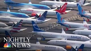FAA Holds Summit On Boeing 737 Max, Says No 'Target' Date On A Fix | NBC Nightly News