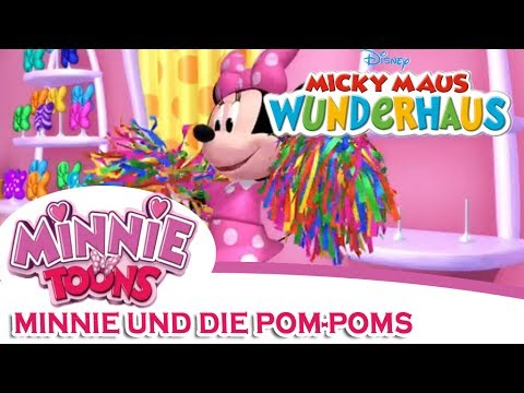 Disney Junior - Minnie Toons - Folge 1: Minnie und die Pom-Poms | Disney Junior