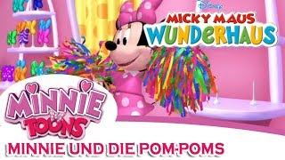 Disney Junior - Minnie Toons - Folge 1: Minnie und die Pom-Poms | Disney Junior