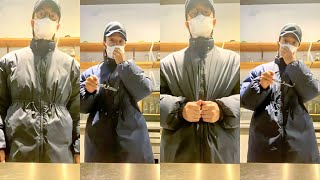 """Gambar cover [ENG/ESP/INDO/RUS SUB] Lee Donghae """"I'll make you coffee :) come over !!"""" YouTube LIVE - 200405"""