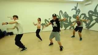 KING DAVID - BAD PEOPLE | CHOREOGRAPHY BY ANDREY BOYKO | DANCEHALL | APRIL