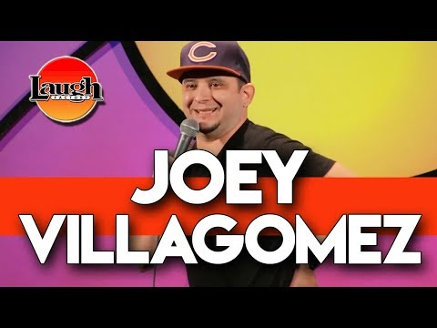Joey Villagomez | Eating When You're Older | Laugh Factory Chicago Stand Up Comedy