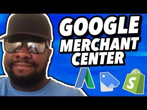 Google Merchant Center & Shopping Feed Tutorial For Shopify Dropshipping (Google Ads) thumbnail