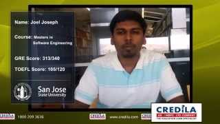 Application & GRE preparation suggestions by San Jose student