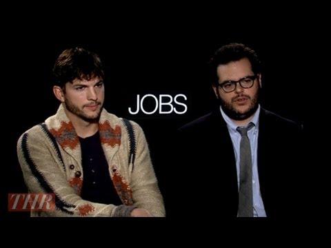 Ashton Kutcher on Portraying Steve Jobs in 'Jobs'