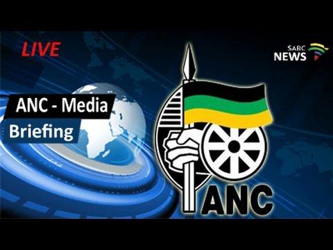 ANC Media Briefing - 01 April 2016