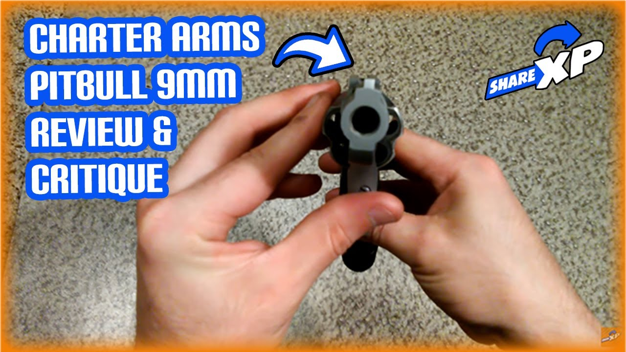 Charter Arms 9mm Revolver Brief Impressions and Criticisms