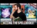 HITTING THE SPELL BOOKS! | YuGiOh Duel Links PVP Mobile & Steam w/ ShadyPenguinn
