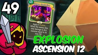 Slay the Spire • 49 • CORPSE EXPLOSION | Only Indies