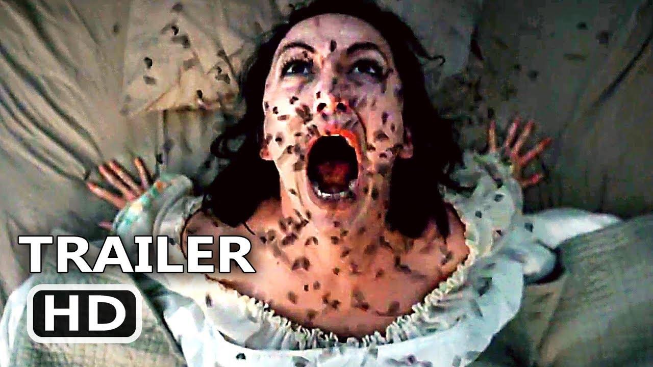 THE DAWN Official Trailer (2020) Horror Movie HD