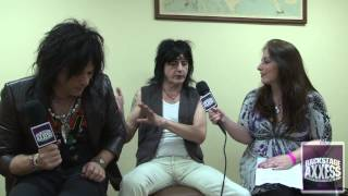 BackstageAxs interviews Phil Lewis and Scotty Griffin of L.A. Guns.