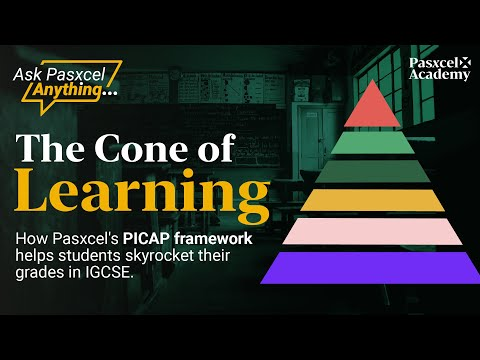 How Pasxcel's PICAP framework helps students skyrocket their grades in IGCSE.