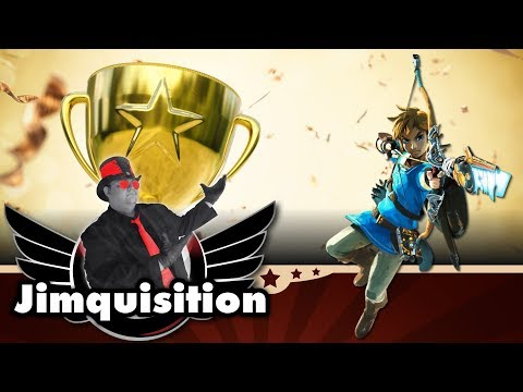 The Jimquisition Game of the Year Awards 2017