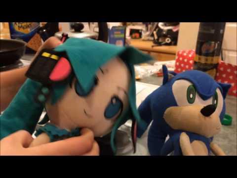 Sonic Plush SE0 EP7:The sleepover