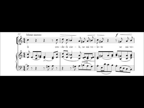 Скарлатти Алессандро - Toglietemi la vita ancor