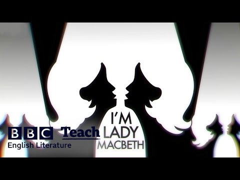 Macbeth - The Character of Lady Macbeth | English Literature - Shakespeare Songs