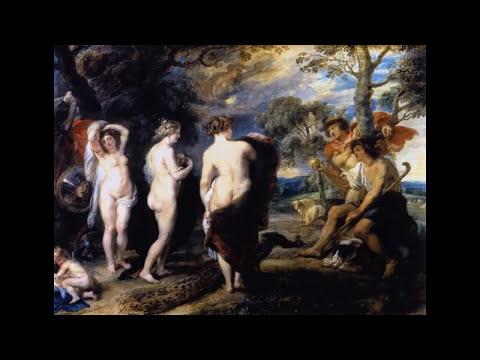 Peter Paul Rubens (1577-1640) Baroque Artist  - Johann Sebastian BACH / Air