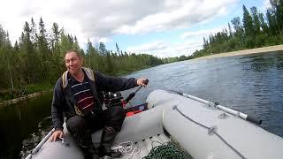 Рыбалка на Вишере 2017