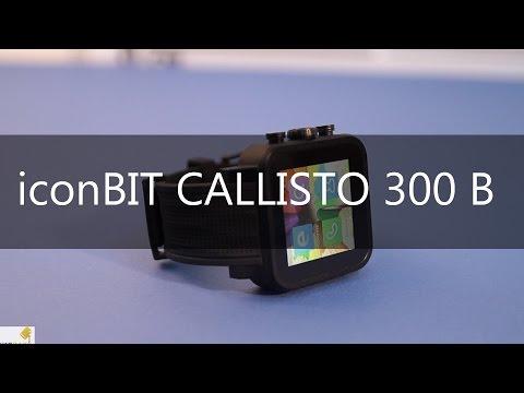 Обзор нового смартфона-часов iconBIT CALLISTO 300 B