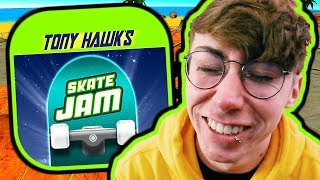 THE TONY HAWK GAME NOBODY ASKED FOR... (Tony Hawk's Skate Jam)