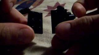 Lego 'Tea Table' Instructions
