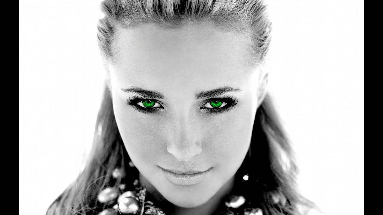 Get Beautiful Green Eyes  Binaural  Isochronic -2250
