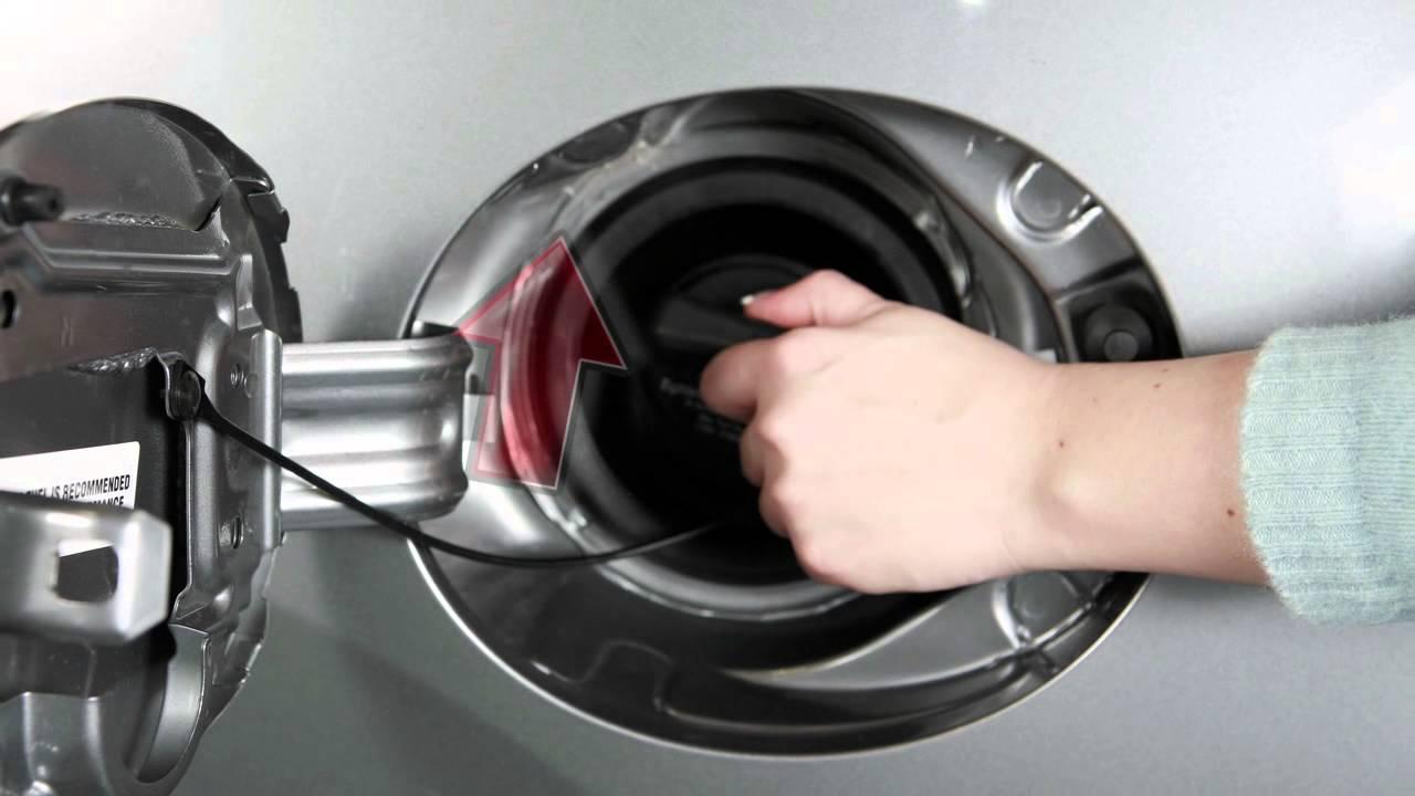 2017 Nissan Maxima Fuel Functions