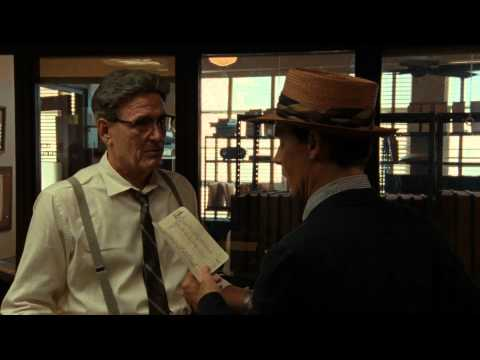 THE RUM DIARY -TRAILER (GREEK SUBS)