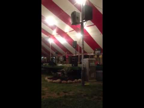 Anne Bex karaoke wood county fair