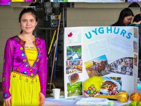 North American University 2017 International Culture Day