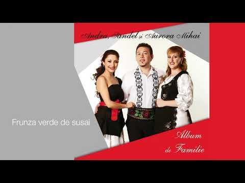 Andra, Mihai Sandel si Aurora - Frunza verde de susai (Official Audio)