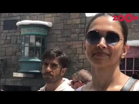 Ranveer Singh And Deepika Padukone Misbehave With A Fan | Bollywood News thumbnail