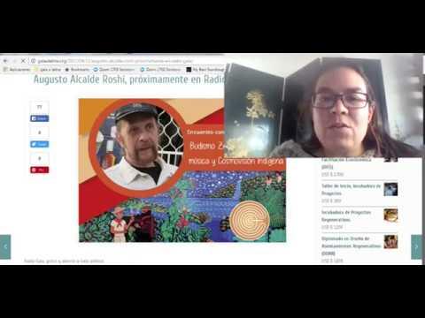 Entrevista a Augusto Gen'Un Alcalde (Roshi), en Radio Gaia