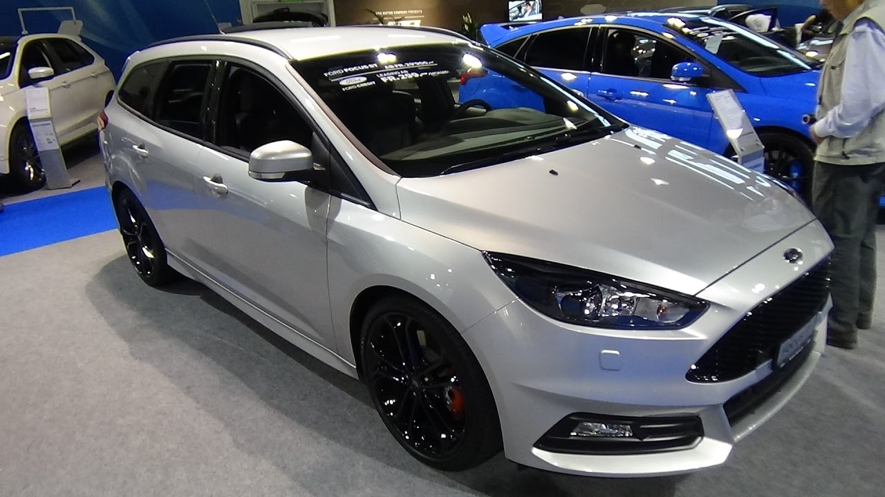 2017 ford focus station wagon st 3 exterior and interior. Black Bedroom Furniture Sets. Home Design Ideas