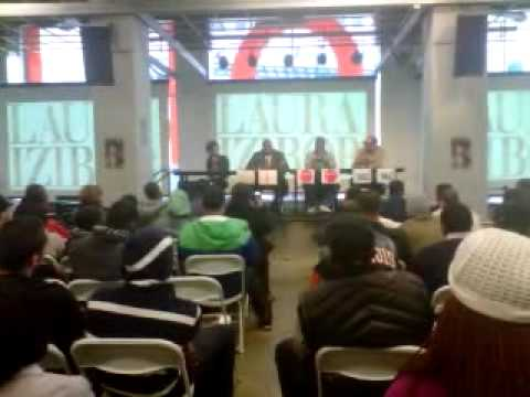 Part II Music Industry Panel @ Columbia College Chicago