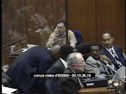 OJ Simpson Trial - March 21st, 1995 - Part 2 (Last part)
